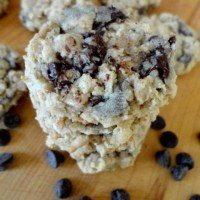 Recipe: Chewy Oatmeal Chocolate Chip Cookies