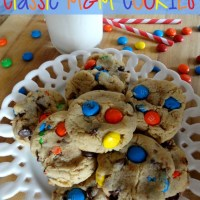 Recipe: Classic M&M Cookies