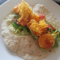 Recipe: Tandoori Shrimp Tacos