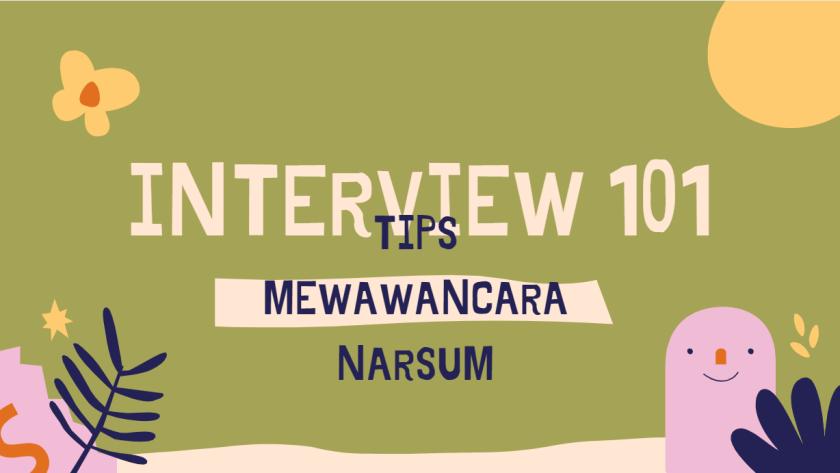 tips mewawancara narasumber
