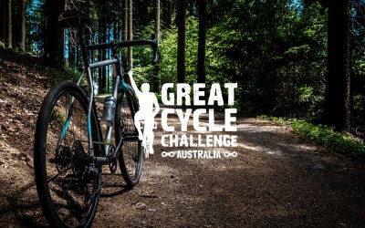 Great Cycle Challenge Australia 2019 – Riding to fight kid's cancer