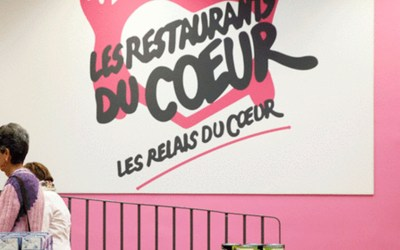 Resto du coeur – National Food Collection 2020