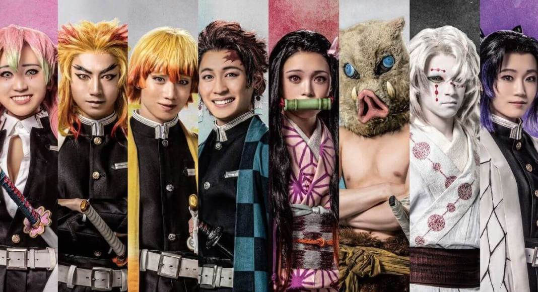 Demon Slayer 2nd Stage Play