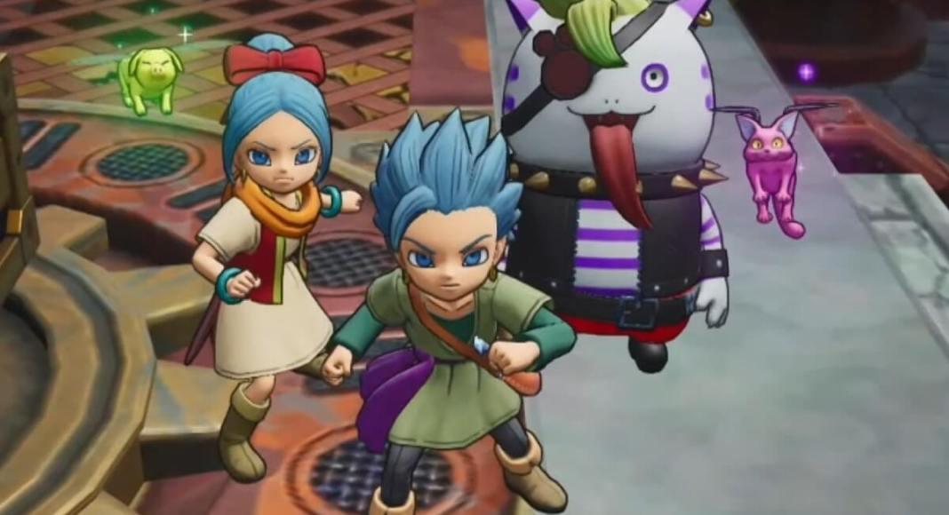 Dragon Quest Treasures