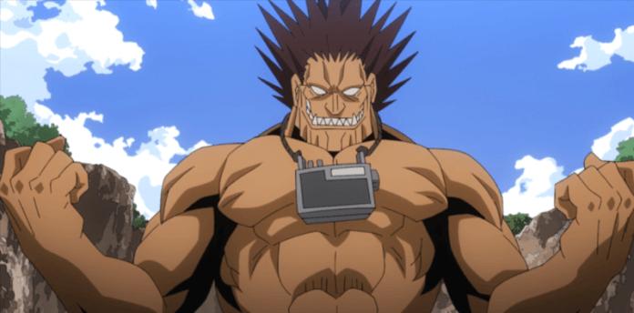 My Hero Acadmia Episode 108