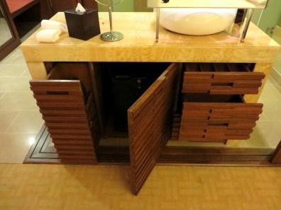 Hyatt Regency Kinabalu - clever design
