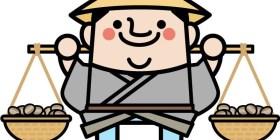 6/17満月。江戸の食、南方熊楠、粘菌 seson3 no.2