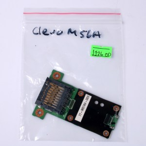 Clevo M56 M57A Memory Card Reader 77-M57AV-D03