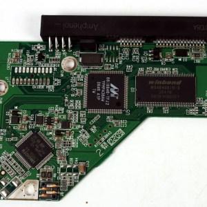 """WD WD1600AAJS-75M0A0 160GB 3.5"""" SATA HARD DİSK/PCB (DEVRE KARTI) DATA KURTARMA İÇİN"""