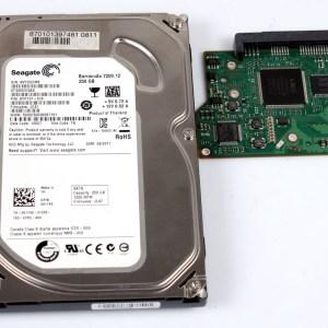SEAGATE ST3250312AS 250GB 3,5 SATA HARD DİSK/PCB (DEVRE KARTI) DATA KURTARMA İÇİN