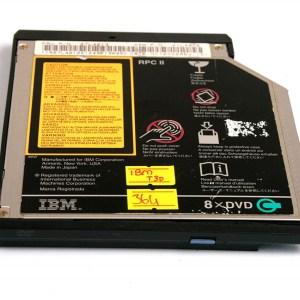 IBM Thinkpad T30 8x DVD Rom Drive  27L4213