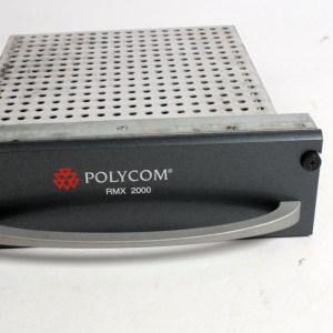 YENİ KUTUSUNDA POLYCOM RMX 2000 RealPresence Collaboration Server Power Supply ASY2131-L0