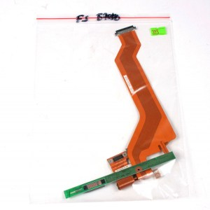 Fujitsu Lifebook E7010 LCD Cable & Inverter CP130255, CP129244 CP131513