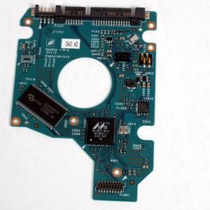 TOSHIBA MK8037GSX 80GB 2,5 SATA HARD DRIVE / PCB (CIRCUIT BOARD) ONLY FOR DATA