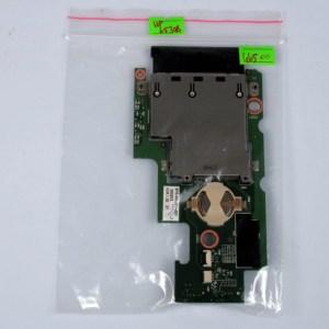 HP 6530b Express Card Board W/Battery 486251-001