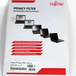 """YENİ KUTUSUNDA FUJITSU S760 S761 S762 33.8Cm 13.3"""" 16:9 Privacy Film Filter S26391-F6097"""