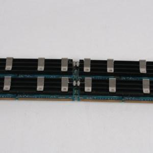 4 x 512MB NANYA DDR2 SDRAM 240 Pin PC-5300 RAM NT512T64U88A0BY-3C