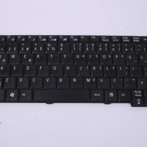 ACER Aspire One ZG5 Turkish TR Q Keyboard AEZG5A00010DTR83800041