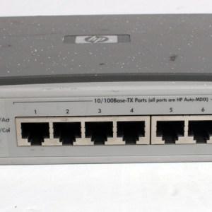HP J4097B ProCurve 8 Port Switch J4097-80199