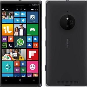NOKIA Lumia 830 16GB Siyah