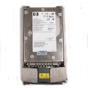 "HP 72.8GB 15K U320 SCSI  3.5"" HARDDİSK & KIZAK BF07288285 360290-004"