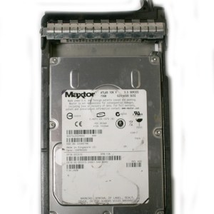 "MAXTOR 73GB 10K U320 SCSI 3.5"" HARDDİSK & KIZAK 8D073J002495E"