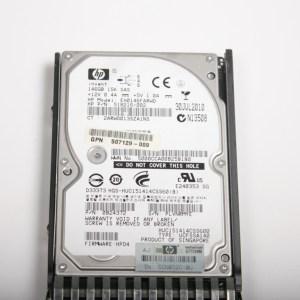 "HP 146GB 15K 2.5"" SAS Hard Drive HDD EH0146FARWD 518216-002"