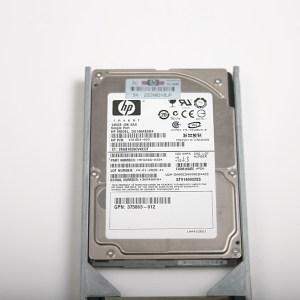 "HP 146GB 10K 2.5"" SAS Hard Drive DG146ABAB4 431954-003"