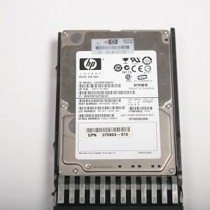 """HP 300GB 10K 2.5"""" SAS Hard Drive EG0300FAWHV & Kızak 507119-004"""
