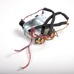 ZEBRA TECHNOLOGIES, RIBBON SUPPLY MOTOR, 44197-102