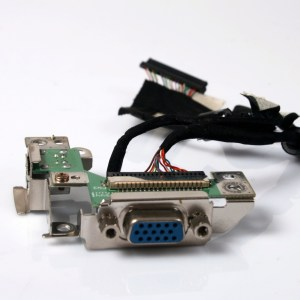Toshiba M35 Laptop VGA and S-Video Board 040-0010-946