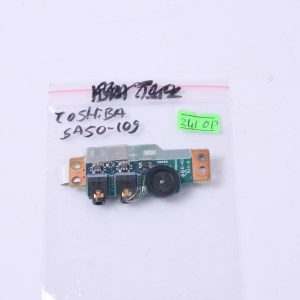 TOSHIBA Satellite SA50-109 USB & Audio Port /W Cable A5A001094