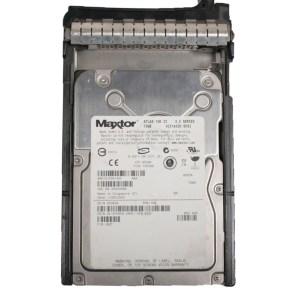 "MAXTOR 73GB 15K U320 SCSI 3.5"" HARDDİSK & KIZAK 8K073J004135F"