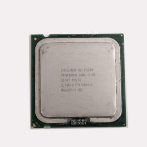 INTEL PENTIUM E5200 2.50Ghz Dual Core LGA775 Processor CPU