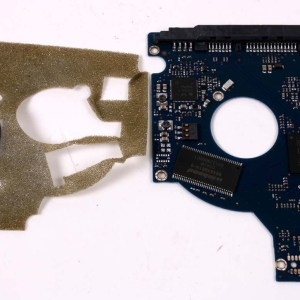 SEAGATE 250GB ST9250315AS 2,5 HARD DRIVE / PCB (CIRCUIT BOARD) ONLY FOR DATA