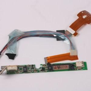 COMPAQ Evo N800 N800C N800V N800W Series LCD Cable & Inverter Board KUBNKM035A