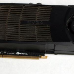 EVGA Nvidia GeForce GTX 480 1.5GB GDDR5 SDRAM Ekran kartı