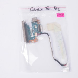 Toshiba Tecra A2 Printer & USB Board /W Cable A5A001095010