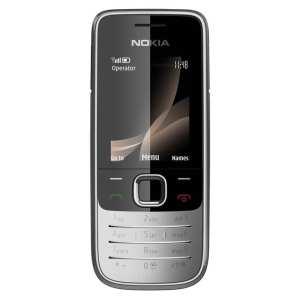 NOKIA 2730C Gümüş Tuşlu Telefon