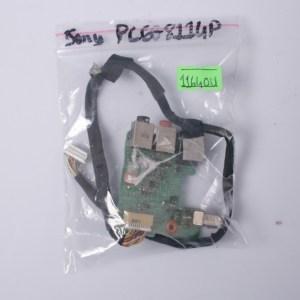 SONY VAIO VGN-AR69GU PCG-8114P Audio Board & Cable 1P-1072500-8010