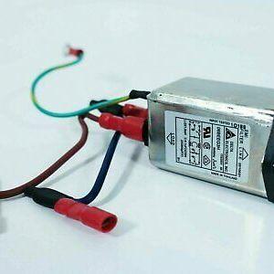 Zebra 140Xi4 Delta Electronics 06BEEG3H EMI Filter for  Thermal Label Printer