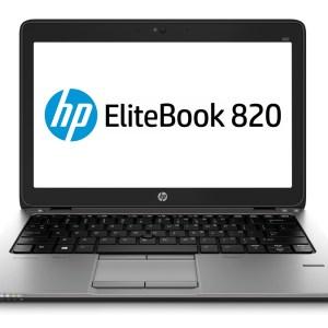 """HP EliteBook 820 G3 I5-6200U / 8GB / 128GB SSD / 12.5"""""""