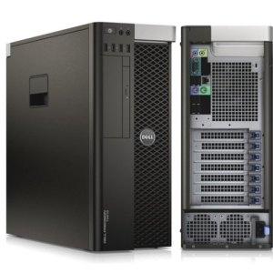 DELL Precision T3610 Intel Xeon 3.50Ghz (E5-1650 V2) / 8GB/ 1TB HDD