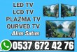 İkinci El Led Tv Lcd Plazma Tv Eşya Curved Tv Alan Yerler 14