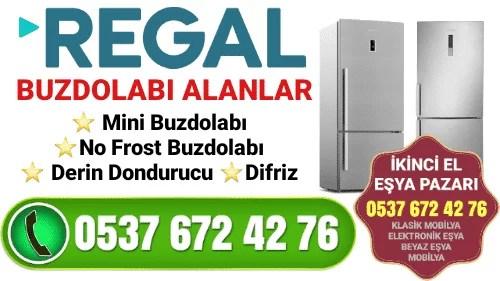 İkinci El Regal Buzdolabı Alan Yerler 1