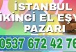 İstanbul İkinci El Eşya Pazarı 15