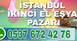 İstanbul İkinci El Eşya Pazarı 3