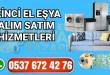 İstanbul İkinci El Mobilya Yatak Odası Koltuk Takımı Çekyat Baza Yatak Alan Yerler 26