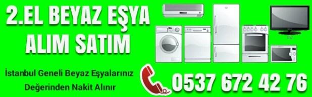 2.EL Beyaz Eşya Alanlar İstanbul 2