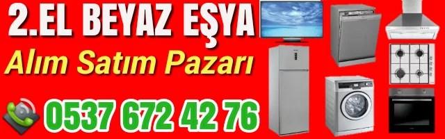 2.EL Beyaz Eşya Alanlar İstanbul 1